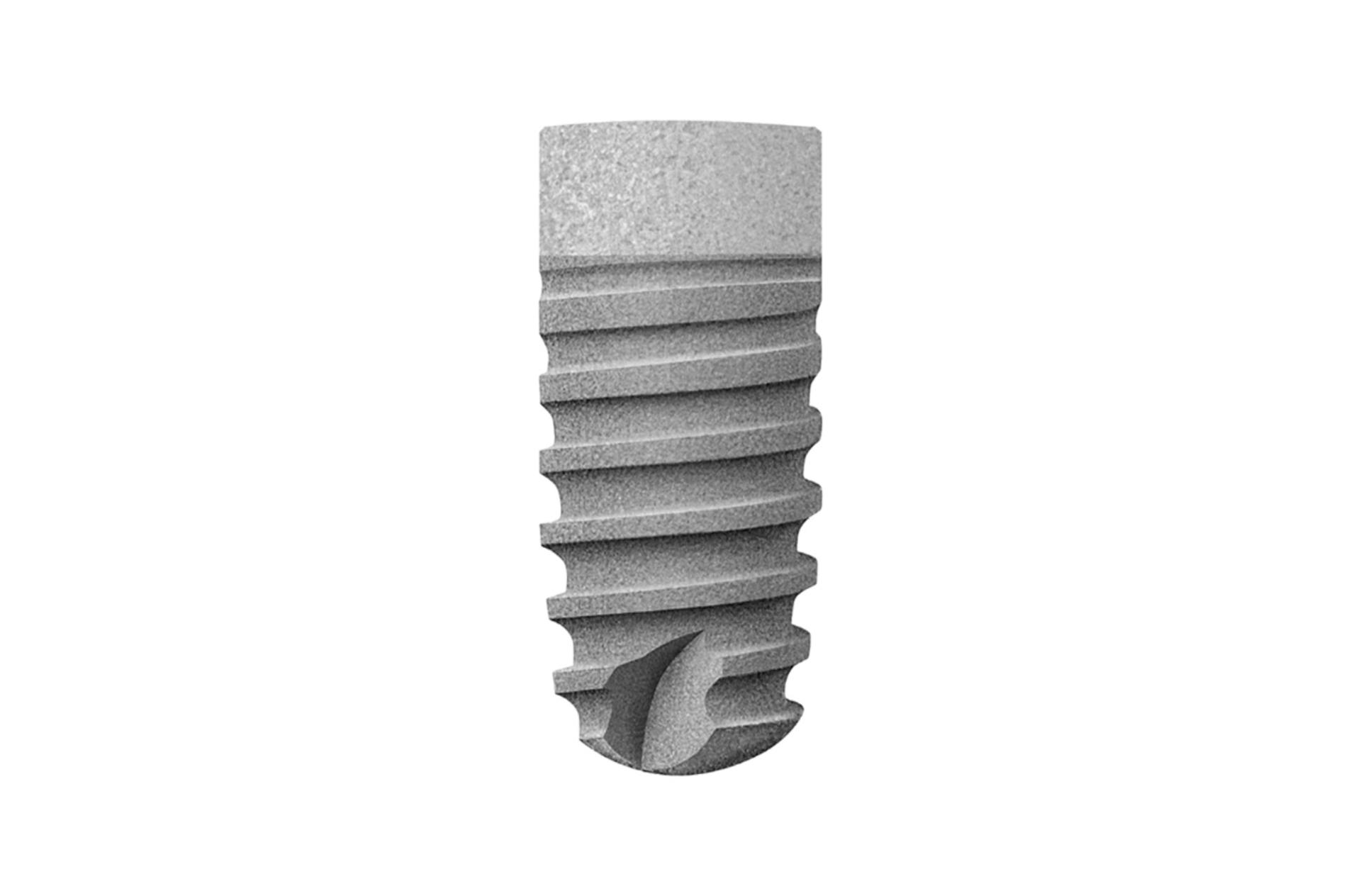 Ankylos implant insertion