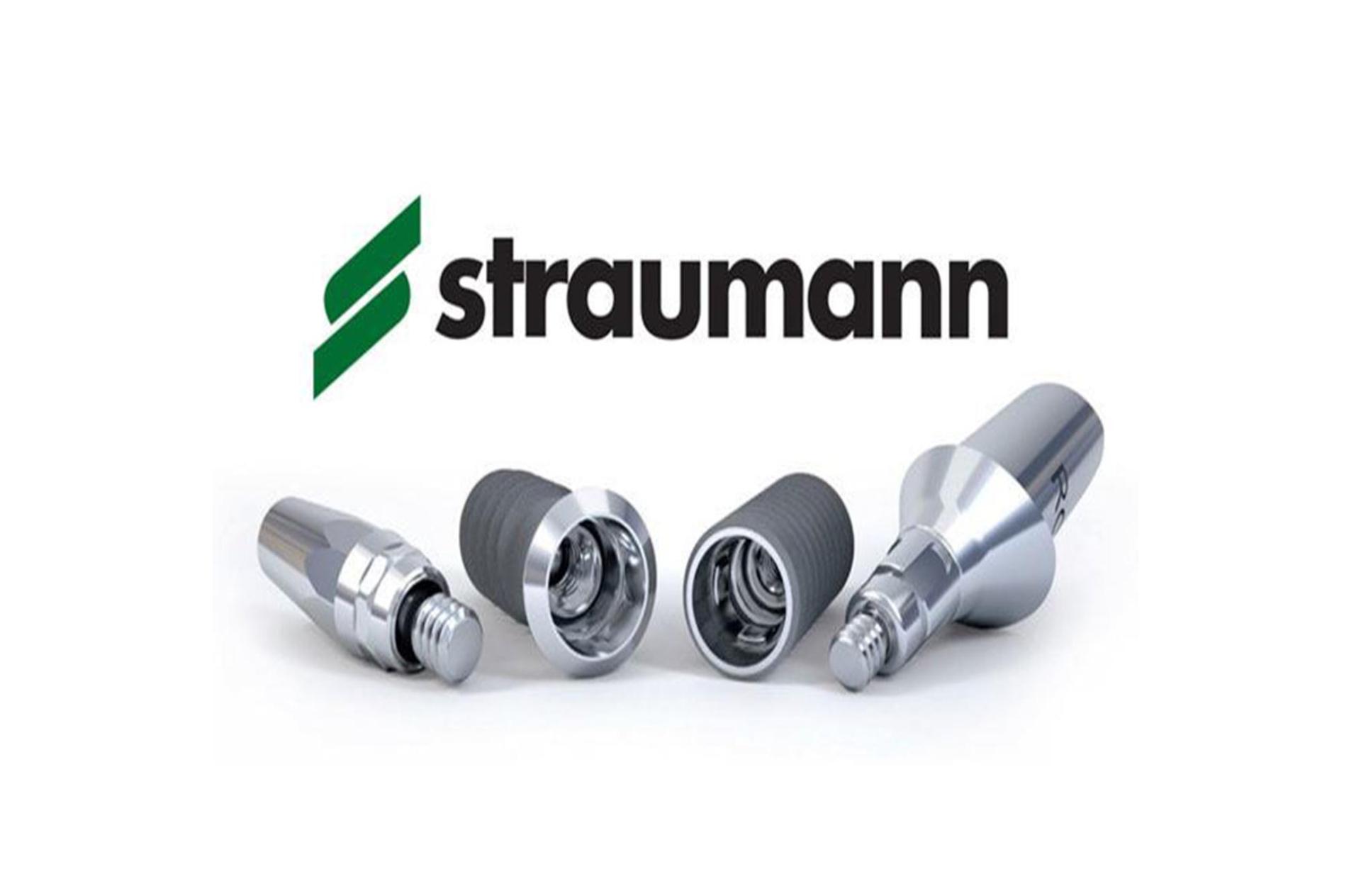 Straumann implant insertion