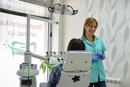 Dental practice Dentamax