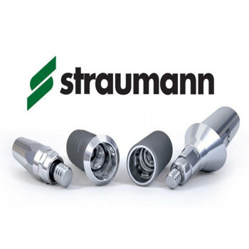 A-dent - Straumann implant insertion