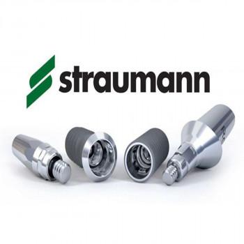 In Dental dental center - Straumann implant insertion