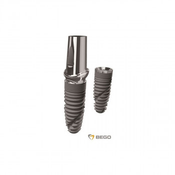 Bego implant insertion - Dental Practice Rafaj