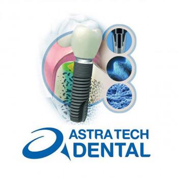 Astra Tech implant insertion - Belgrade Dental House