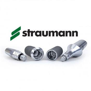 A-dent - Einbau von Implantaten Straumann SLActive