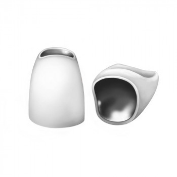 Dental practice Dr AST - Metal ceramic crown