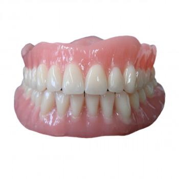 Vollprothese - Zahnarztzentrum Dentics