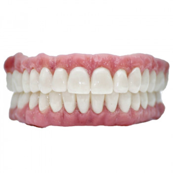 Implant Centar Martinko - Zircon ceramic crown on implant