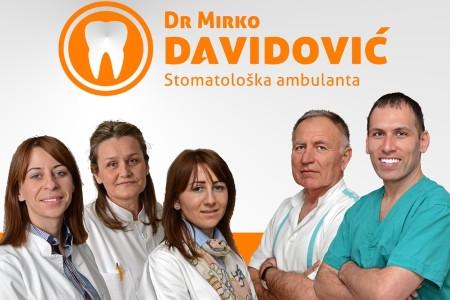 Dental clinic Dr. Mirko Davidović