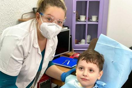 Dental practice Dr AST