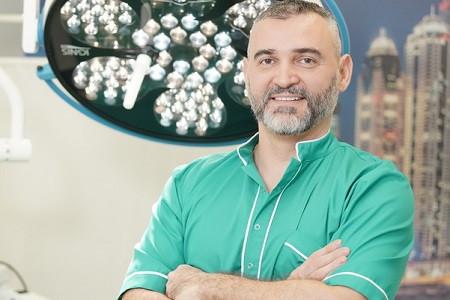 dr. Stajčić, oral surgery clinic