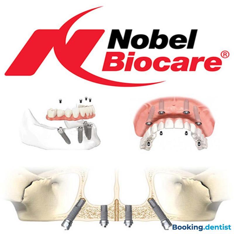 Daria Simić Zahnarztpraxist - Einbau von Implantaten Nobel Biocare