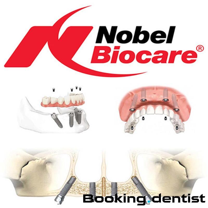 Dental practice Dr. Jurica Hodak - Nobel Biocare implant insertion